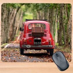 Tapis de souris - Fiat 500...