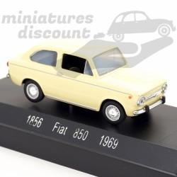 Fiat 850 1969 - Solido -...