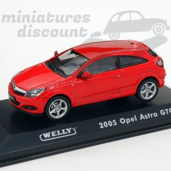 Opel Astra GTC 2005 - Welly...