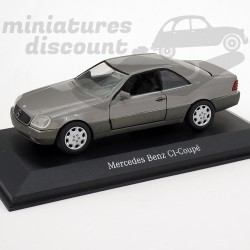 Mercedes Benz CL-Coupé -...