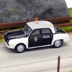 Renault Dauphine - Police -...