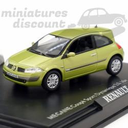 Renault Megane Coupé Sport...