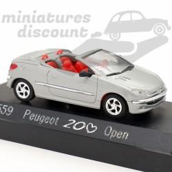 Peugeot 206 CC Open -...