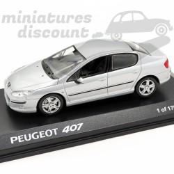 Peugeot 407 - Norev -...