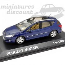 Peugeot 407 SW - Norev -...