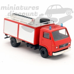 Camion de Pompiers Man -...