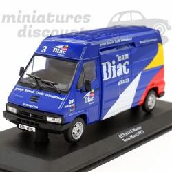 "Renault Master ""Team Diac""..."