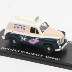 Renault Colorale Aspro - 1/43eme en boite