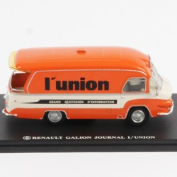 Renault Galion Journal l'Union - 1/43eme