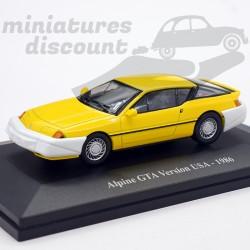 Renault Alpine GTA Version...