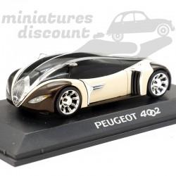Peugeot 4002 - 1/43ème en...