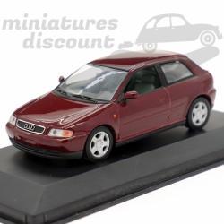 Audi A3 - 1996 - Minichamps...
