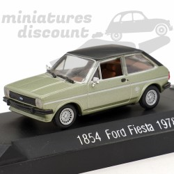 Ford Fiesta 1978 - Solido -...