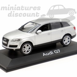 Audi Q7 - Schuco - 1/43ème...