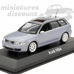Audi RS4 (grise) -...
