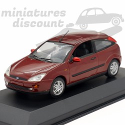 Ford Focus (1) - Minichamps...
