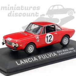 Lancia Fulvia - RAC Rallye...