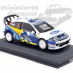 Ford Focus WRC - Rallye de...
