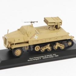 Panzer Panzerwerfer 15cm 42 (SD. Kfz. 4/1) Werfer Brigade 5 - Nettuno Italie 1944 - 1/43eme