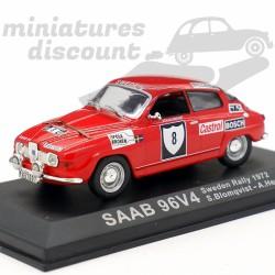 SAAB 96V4 Rally de Suede...