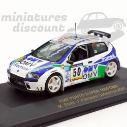 Fiat Punto Super 1600 OMV -...