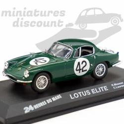Lotus Elite - 24 Heures du...