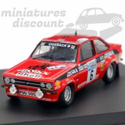 Ford Escort MK II - Rallye...