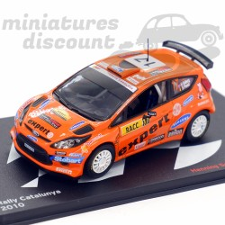 Ford Fiesta S2000 - Rally...