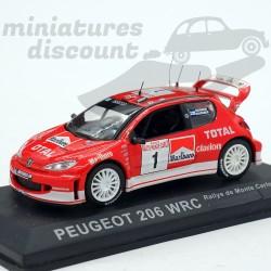 Peugeot 206 WRC - Rallye...