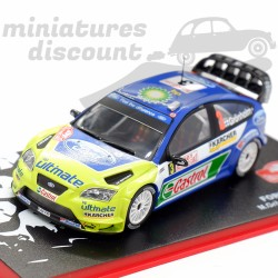 Ford Focus WRC - Rallye...