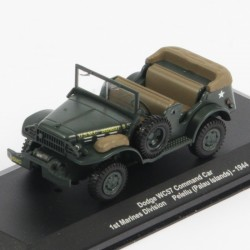 Dodge WC57 Command Car 1ere Division Marines Peleliu Palau Islands 1944 - 1/43eme