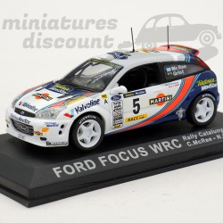 Ford Focus WRC - Rally...
