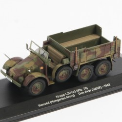 Krupp L2H143 Hongrie Honvéd et Don River USSR 1942 - 1/43ème
