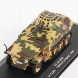 Sd Kfz 250/9 24 Pz Div Debrezen Hongrie 1944 - 1/43ème