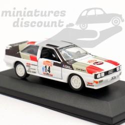 Audi Quattro - 1/43ème en...