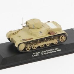 Pz Kpfw I ausf El Aghelia Libya 1941 - 1/43eme