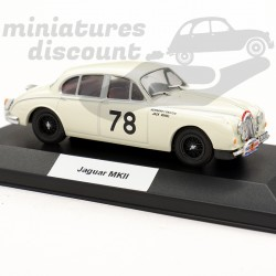 Jaguar MKII - Tour de...