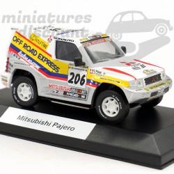 Mitsubishi Pajero - Rallye...