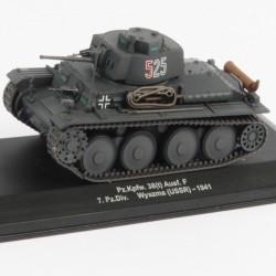 Pz Kpfw 38(t) Ausf F Wyazma USSR 1941 - 1/43eme