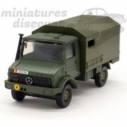 Mercedes Unimog, Armée,...