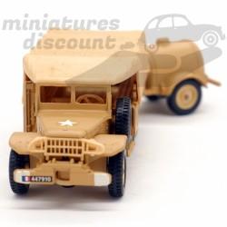 Camion Dodge 6x6 Armée,...