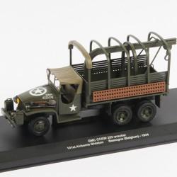 GMC CCKW 353 wrecker 101st Airborne Division Bastogne Belgique 1944 - 1/43eme