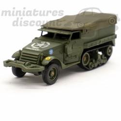 Camion Half Track M3 Armée,...