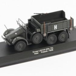 Krupp L2H143 heer Pologne - 1939 - 1/43eme