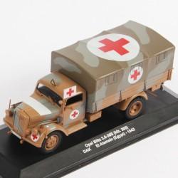 Ambulande Opel Blitz Dak 3.6 36S El Alamein Egypte 1942 - 1/43eme