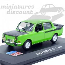 Simca 1000 Rallye 2 1976 -...