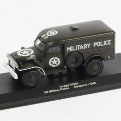 Dodge WC54 US Military Police Allemagne 1940 - 1/43eme