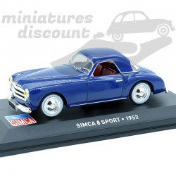Simca 8 Sport - 1952 -...