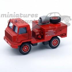 Berliet Camiva 4X4 Pompiers...