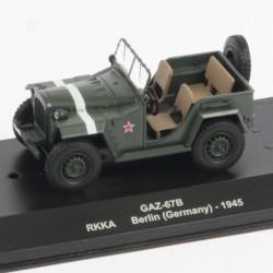GAZ 67B RKKA Berlin Allemagne 1945 - 1/43eme